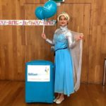 Queen Elsa Lookalike Fun