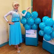 Queen Elsa Lookalike Party Host