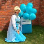 Queen Elsa Frozen Party Fun