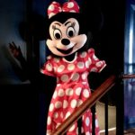 Minnie Mouse Mascot Party Entertainer