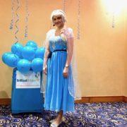 Queen Elsa Lookalike Party Fun