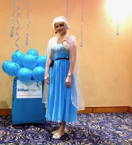 Queen Elsa Lookalike Party Fun