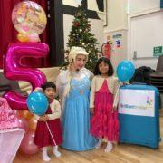 Queen Elsa Lookalike Children's Party