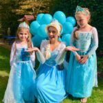 Ice Queen Party Entertainment