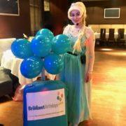 Queen Elsa Party Entertainment