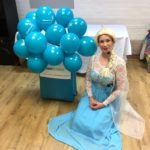 Queen Elsa Party Host London