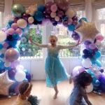 Queen Elsa Lookalike Party Host London