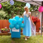 Queen Elsa Lookalike Party London
