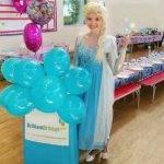 Queen Elsa Children's Entertainer London