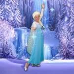 Queen Elsa Frozen Kid's Entertainer London