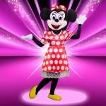 Minnie Mouse Mascot Entertainer