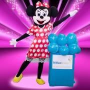 Minnie Mouse Mascot Children's Entertainer London