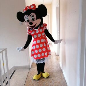 Minnie Mascot London
