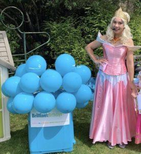 Princess Aurora Lookalike party Host