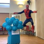 Spiderman Party Fun London