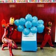 Ironman Children's Party London