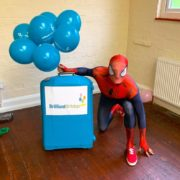 Spiderman Kid's Party London