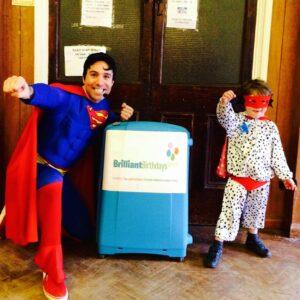 Superman Children's Entertainer London