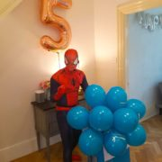 Spiderman Lookalike Party Host London