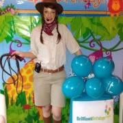 Jungle Ranger Themed Party Entertainer London