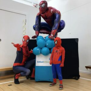 Spiderman Party London