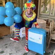 Clumsy Clown Party Entertainment in London