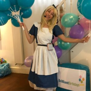 Alice In Wonderland Party Host