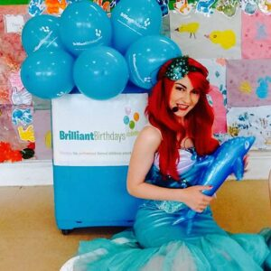 Mermaid Children's Party London