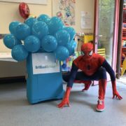 Spiderman Lookalike Party