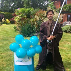 Jedi Party Fun London