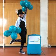 Greatest Showman Party Children's Party Host London