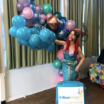 Mermaid Party Host London