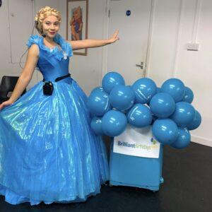 Cinderella kids Party London