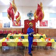 Fireman Kids Party London