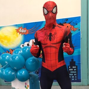 Spiderman Kids Party Host London