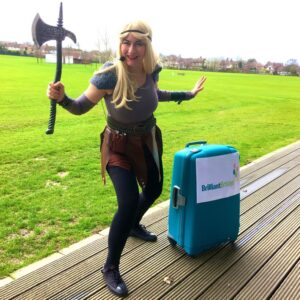 How To Train A Dragon Party Fun