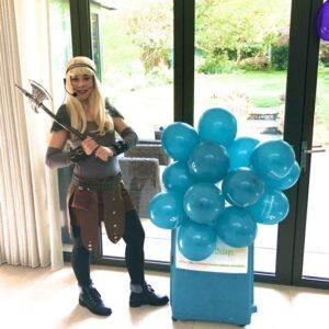 Dragon Party Host London