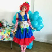 Kids Clown Entertainment