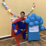 Superman Party Host London