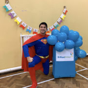 Superman Party Host London
