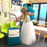 Flower Fairy Party Host London