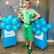 Peter Pan Children's Party Entertainment
