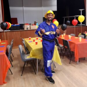 Firefighter Children's Party