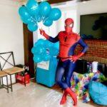 Spiderman Lookalike Children's Entertainment