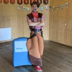 Cowboy Party Host London