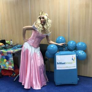 Princess Aurora Party London