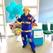 Fireman Party Host London