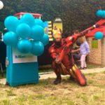 Ironman Lookalike Party Fun