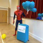 Spiderman Children's Party