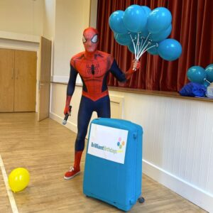 Spiderman Children's Party